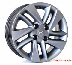 Jogo de 04 Rodas Hyundai HB20 KR R43 aro 14 4x100 GF