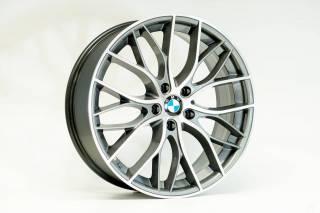 Jogo de 04 Rodas BMW Biturbo KR R54 aro 17 4 ou 5 furos