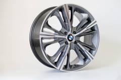 Jogo de 04 Rodas BMW Série 4 KR R55 aro 17 4x100 GD