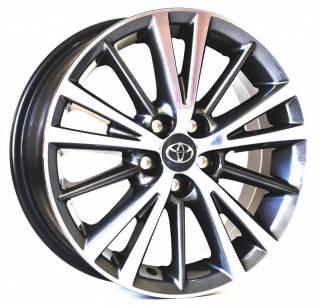 Jogo de 04 Rodas Toyota Corolla 2015 KR R64 aro 16 5x100 GD