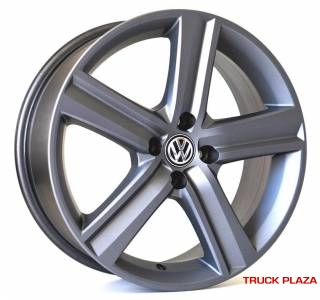 Jogo de 04 Rodas VW Fox Highline KR R65 aro 17 4x100 GF