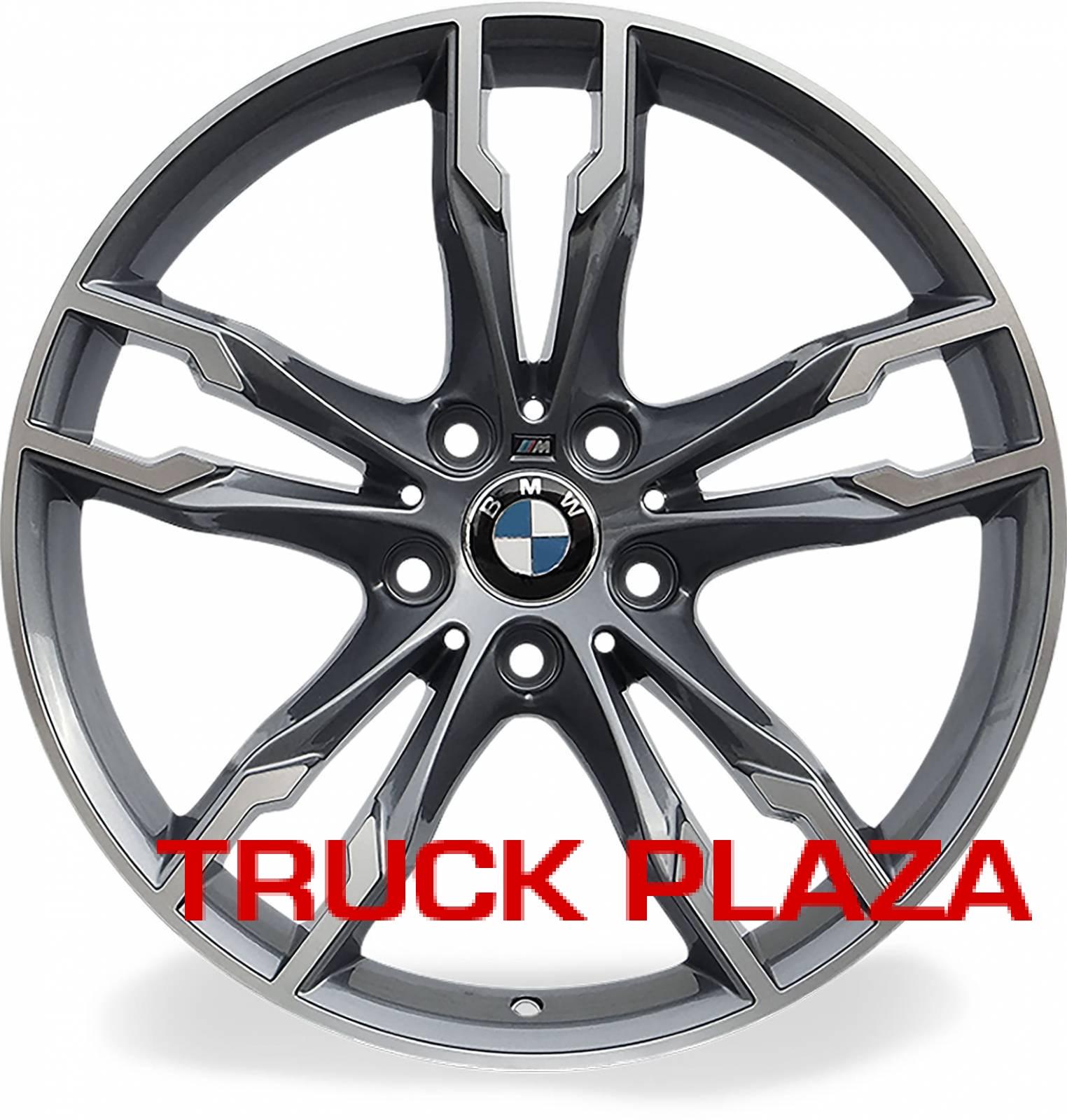 Jogo de 04 Rodas BMW 535M aro 20x8,5 5x120 et35 GD