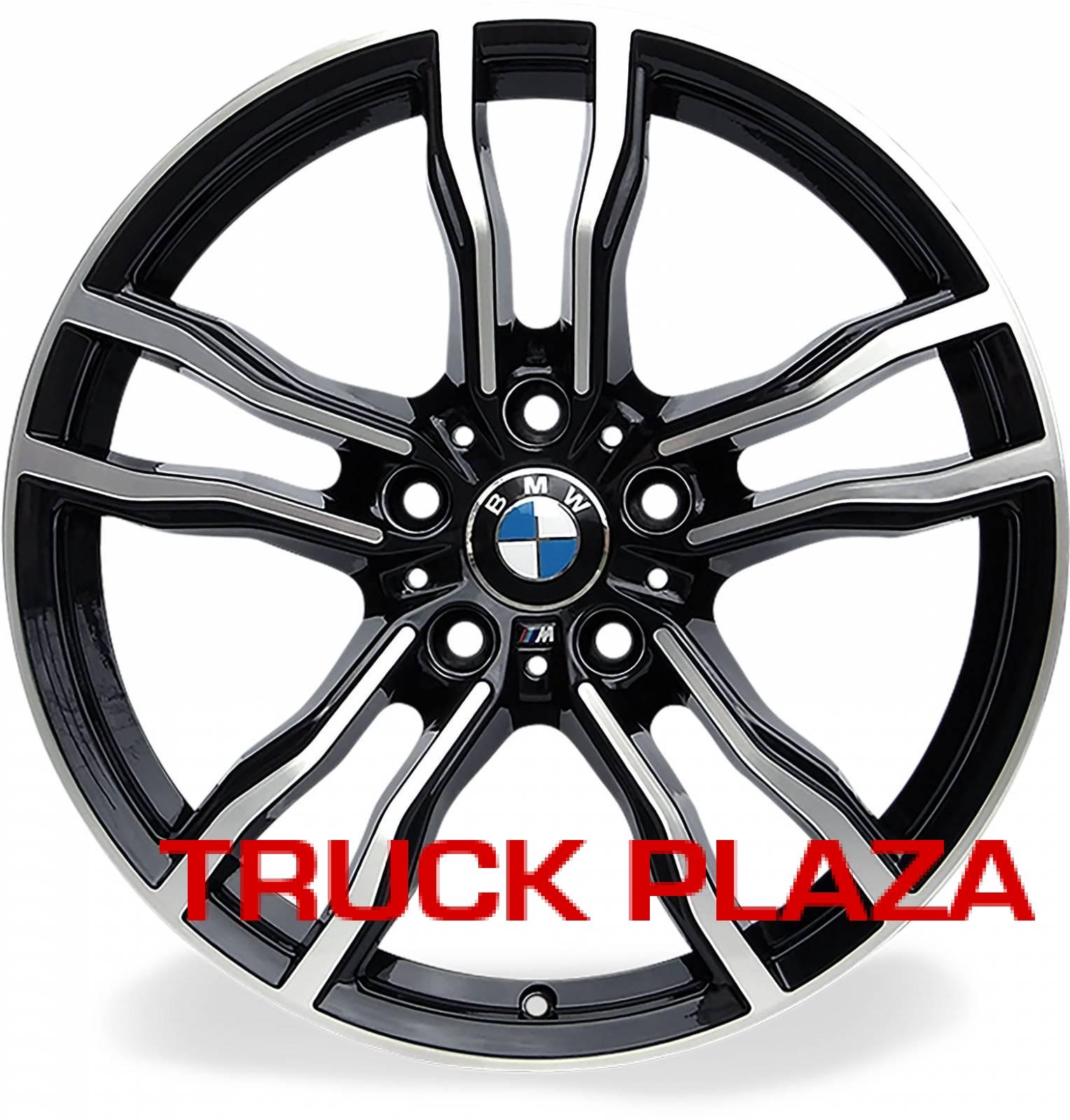 Jogo de 04 Rodas BMW X6 M aro 18x8 5X120 et35 BD