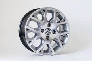 Jogo de 04 Rodas VW Saveiro Cross KR R45 aro 14 5x100 GD