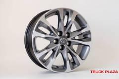 Jogo de 04 Rodas Toyota Corolla 2018 kR R89 16 5X100 GD Sem Porcas