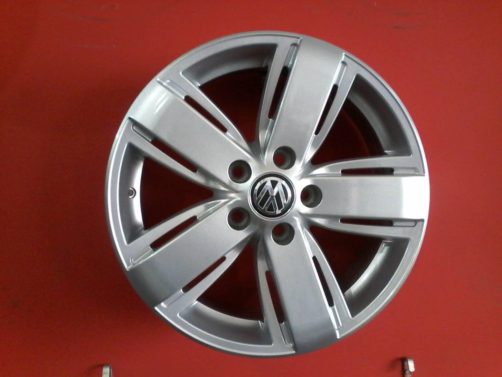 Jogo de Roda Replica Volkswagen Aro 18 5X120 ET 37- Replica Amarok - Dagostin Pneus