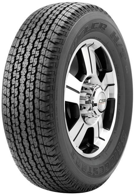 Pneu Bridgestone Aro 18  Dueler 684 II H/T 265/60 R18 110T  Nova Blazer - Dagostin Pneus