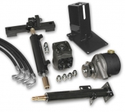 Kit direção Ford 4600 com bomba | MFG Hidráulica