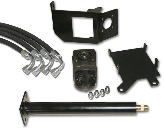 Kit direção MF 265-275 Semi Hidraulico