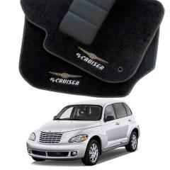 Tapete Automotivo  Chrysler PT Cruiser em Carpet Linha Luxo