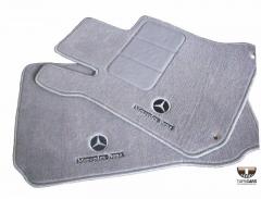 Tapete Automotivo Personalizado Mercedes Benz em Carpet Linha Luxo