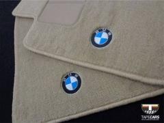Tapete Automotivo BMW em Carpet Linha Luxo