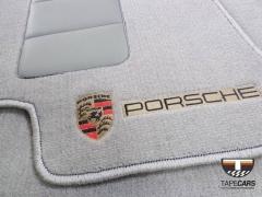 Tapete Automotivo Porsche Cayman em Carpet Linha Luxo