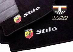 Tapete Automotivo Fiat Stilo em Carpet Linha Luxo