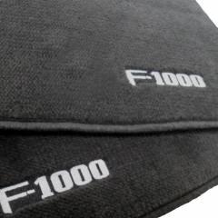 Tapete Automotivo Ford F1000 em Carpet Linha Luxo