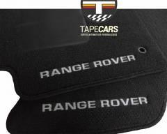 Tapete Automotivo Range Rover em Carpet Linha Luxo