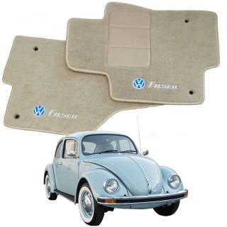 Tapete Automotivo VW Fusca em Carpet Linha Luxo | Scar Automotive