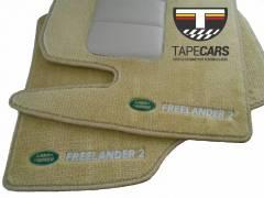 Tapete Automotivo Freelander 2 em Carpet Linha Luxo
