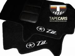 Tapete Automotivo Jac T8 em Carpet Linha Luxo