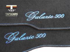 Tapete Automotivo Ford Galaxie 500 em Carpet Linha Luxo