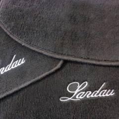 Tapete Automotivo Ford Landau em Carpet Linha Luxo