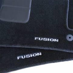 Tapete Automotivo Ford Fusion em Carpet Linha Luxo