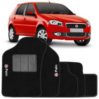 Tapete Automotivo Fiat Palio carpete base pinada | Scar Automotive