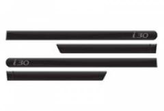 Friso Lateral Hyundai I30 2009 Preto Personalizado 4 Peças