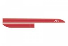 Friso Lateral Ford Ka 2015 Vermelho Arpoador 4 Peças