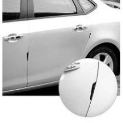 Protetor Canto de Porta Resinado Safe Door Transparente 4 Peças