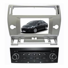 Central Multimídia CITROËN C4 PALLAS 2008/2012