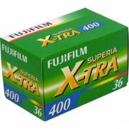 Filme Fujifilm Superia X-Tra 400 Colorido 36 poses