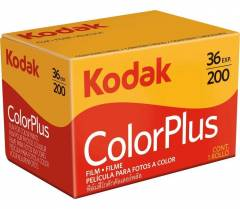 Filme Kodak Colorplus 200 35mm 36 Poses Colorido | Ticcolor