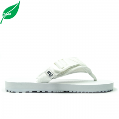 CHINELO OAMF STRAP BRANCO