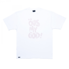 CAMISETA ÖUS MY GOD - BRANCA