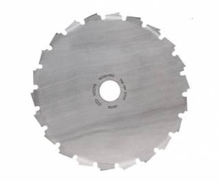 Lâmina serra circular original Husqvarna Scarlett 200-22t