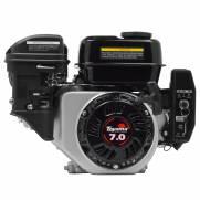"Motor TOYAMA 7HP 4T eixo 3/4"" P.Elétrica kit chaves TF70FEX2"