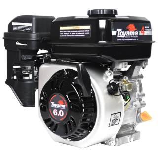 Motor TOYAMA 6,0HP 4T eixo 3/4
