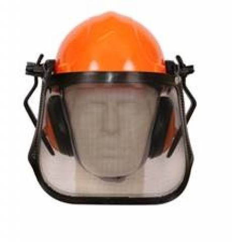 Capacete completo prot. facial 8