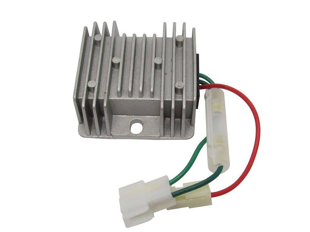 Retificador p/ motor TOYAMA TD50FE/TD70FE/TD100FE/TDE130/T50 - Hs Floresta e Jardim