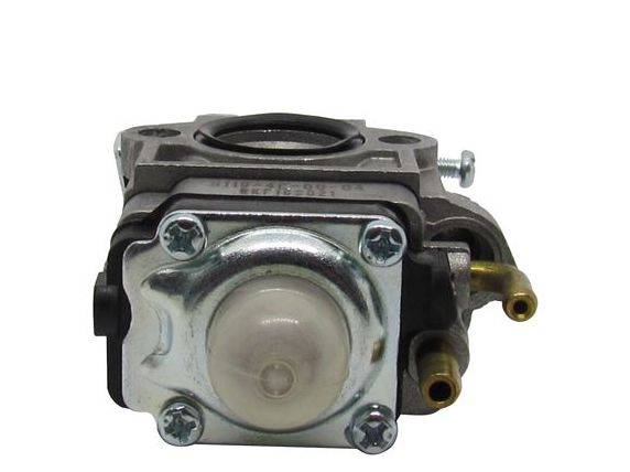 Carburador completo p/ roçadeira Toyama RT26L Tekna RL260TK - Hs Floresta e Jardim