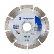 DISCO DE CORTE HUSQVARNA MT15 D180 Ø180 x 22,23 mm CONCRETO