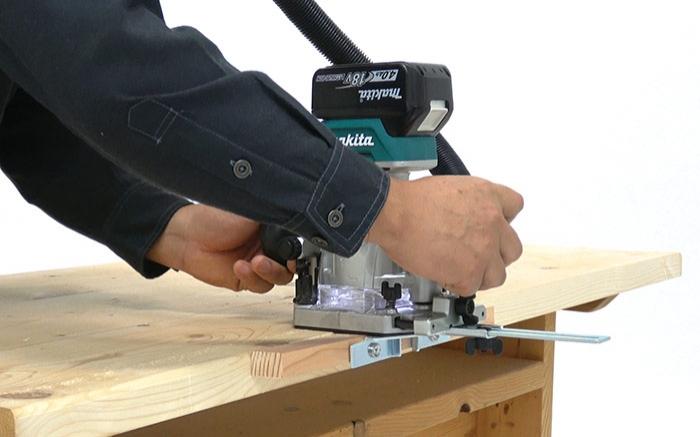 Tupia Makita DRT50RMJX2 18V kit com carregador e 2 baterias  - Hs Floresta e Jardim
