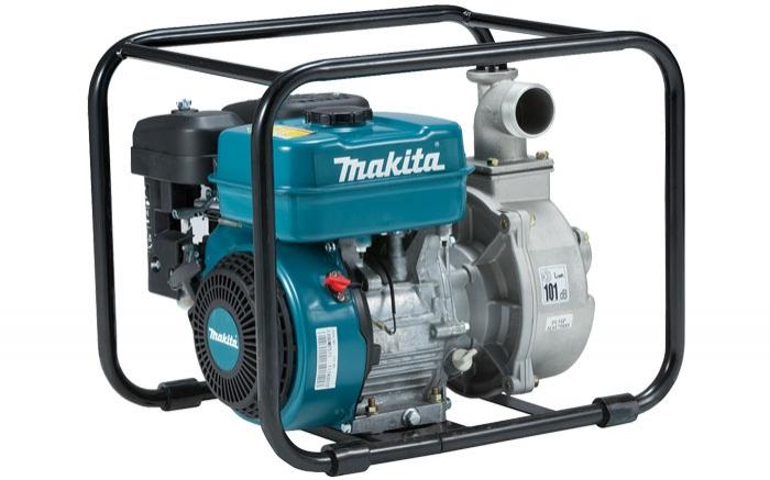 Motobomba Makita EW2050H à gasolina 4T 4,3HP 8M sucção 2