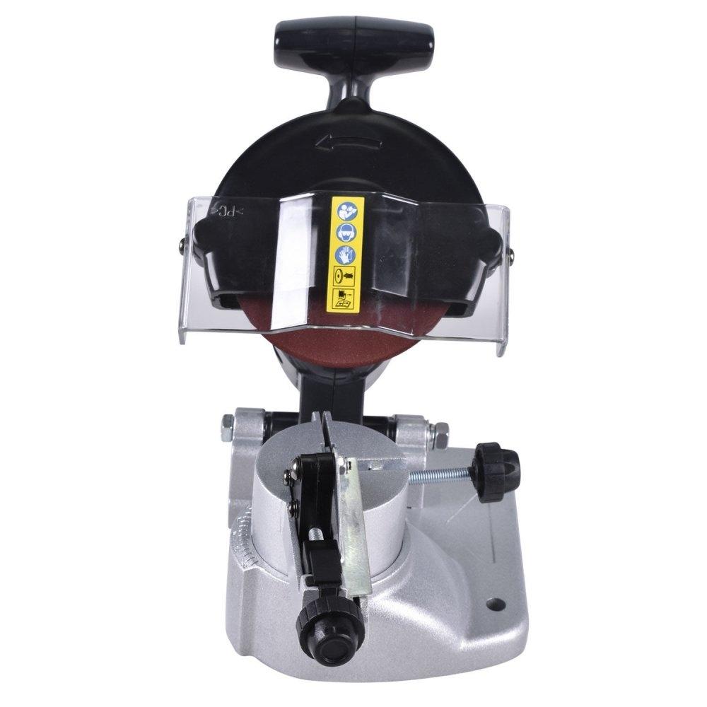 Afiador corrente de motosserra Matsuyama 180w 110v uso hobby - Hs Floresta e Jardim