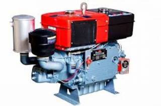 Motor diesel TDW22DRE TOYAMA 24 hp refrigerado água com radi