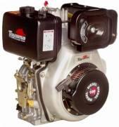 "Motor Toyama 10HP diesel eixo 1"" TD100F"