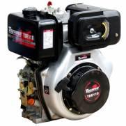 Motor Toyama 10HP diesel c  partida eletrica eixo 1 TD100FE