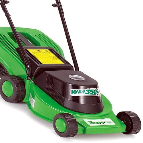 Cortador de grama TRAPP WM-350 1300 watts  110v, Em OFERTA! - Hs Floresta e Jardim