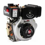 "Motor Toyama 4.7HP diesel eixo 3/4"" TD50F"